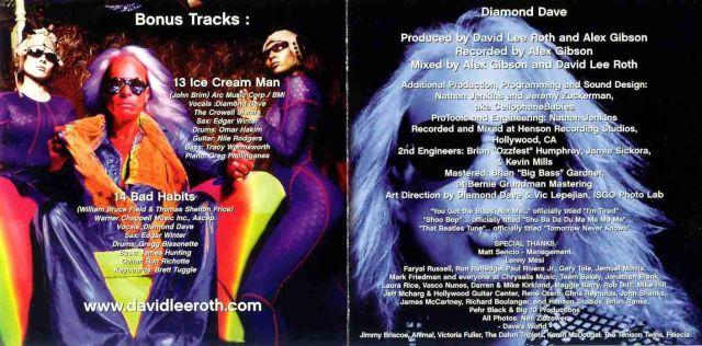 Diamond Dave (2003)