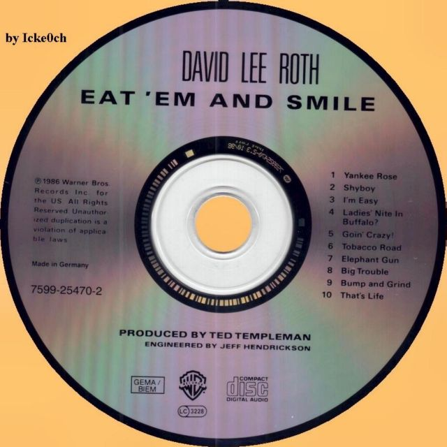 Eat 'Em and Smile (1986)
