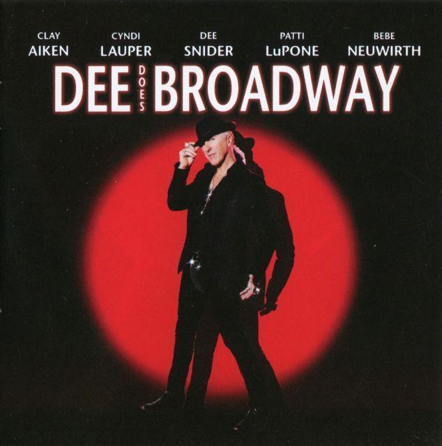 Dee Snider - Dee Does Broadway (2012)