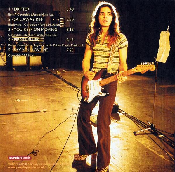 Deep Purple - 1420 Beachwood Drive (2000)