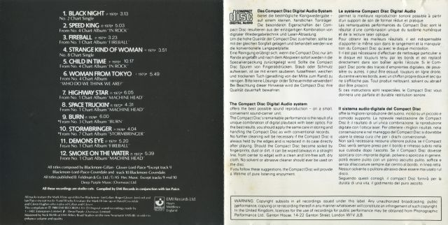 Deep Purple - Deepest Purple (1980)