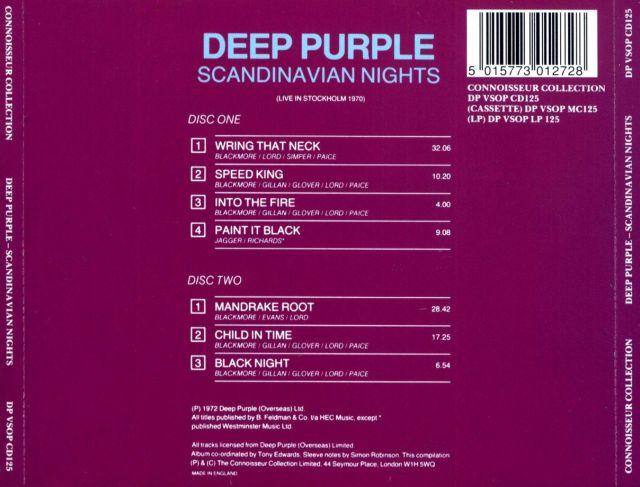 Scandinavian Nights (1988)