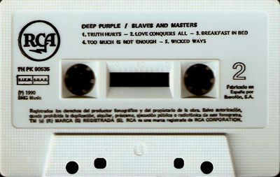 Slaves & Masters (1990)