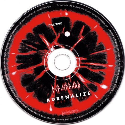 Def Leppard - Adrenalize (1992)