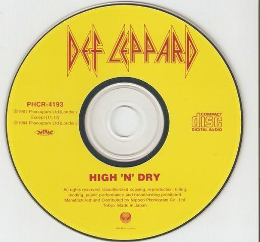 High 'n' Dry1980 (1981)