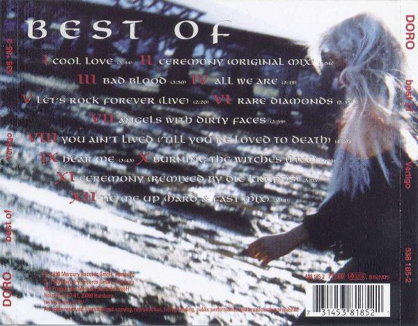 Doro Best Of (1998)