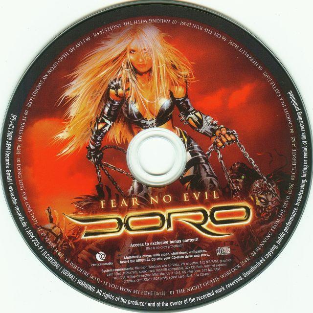 Doro - Fear No Evil (2009)