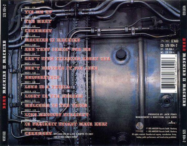 Doro - Machine II Machine (1995)