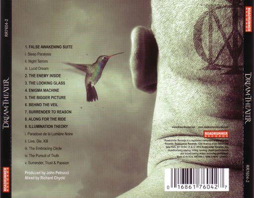 Dream Theater - Dream Theater (2013)