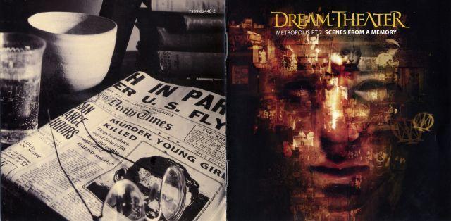 Metropolis Pt.2: Scenes from a Memory (1999)