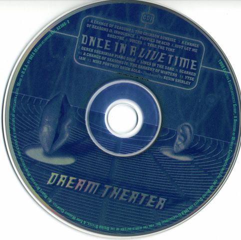 Once in a LIVEtime (1998)