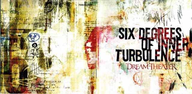 Six Degrees of Inner Turbulence (2002)