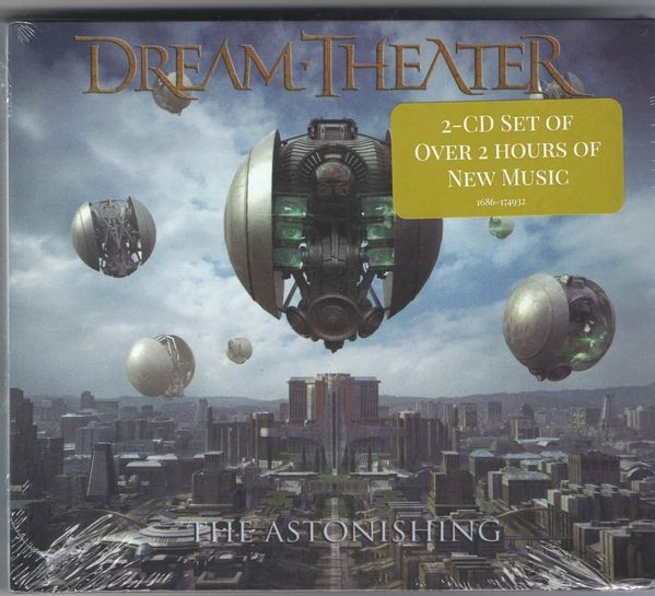 The Astonishing (2016) - Dream Theater