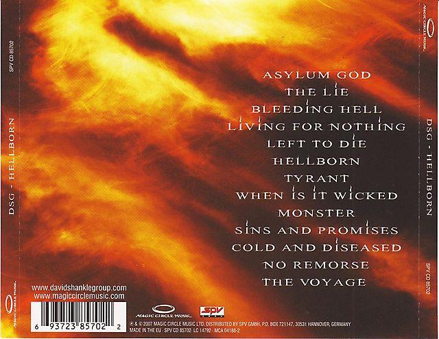 David Shankle Group - Hellborn (2007)