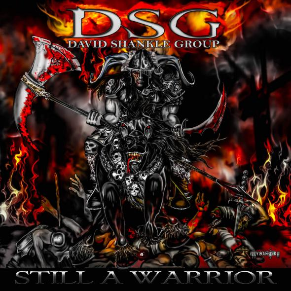 David Shankle Group - Still A Warrior (2015)