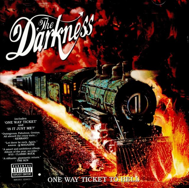 The Darkness - One Way Ticket to Hell... and Back (2005)