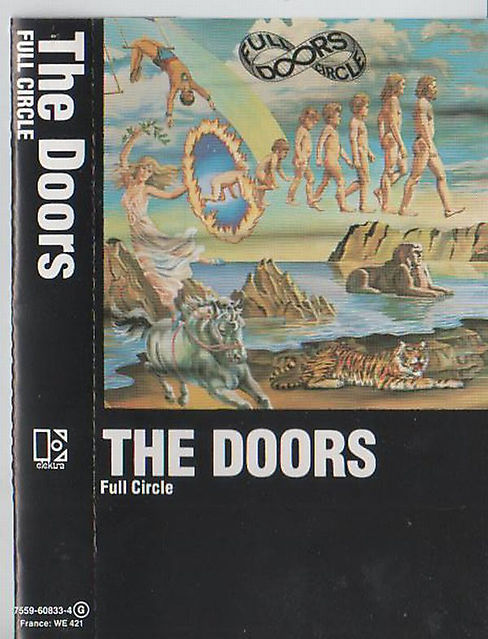 Full Circle (1972) - The Doors