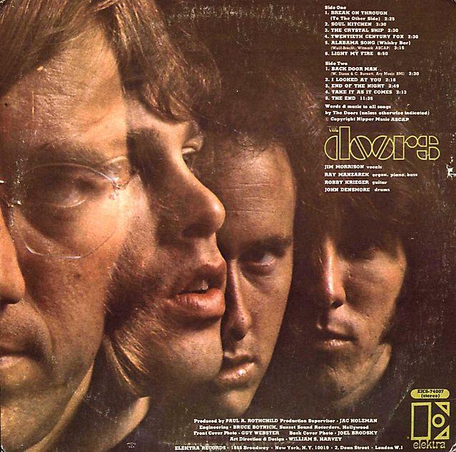 The Doors (1967) - The Doors