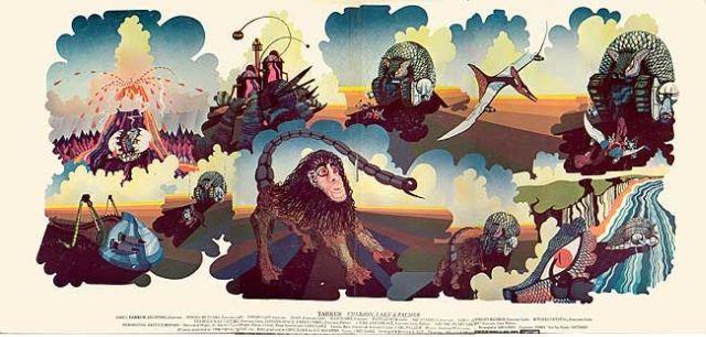 Tarkus (1971)
