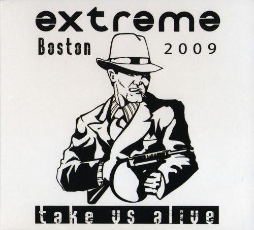 Extreme - Take Us Alive (2010)