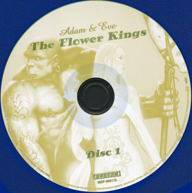 The Flower Kings - Adam & Eve (2004)
