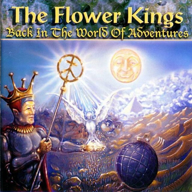 The Flower Kings - Back in the World of Adventures (1995)
