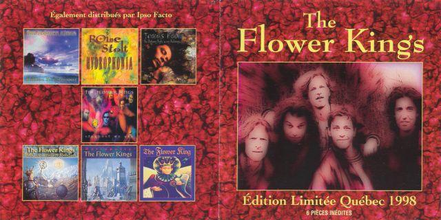 The Flower Kings - Édition Limitée Québec (1998)