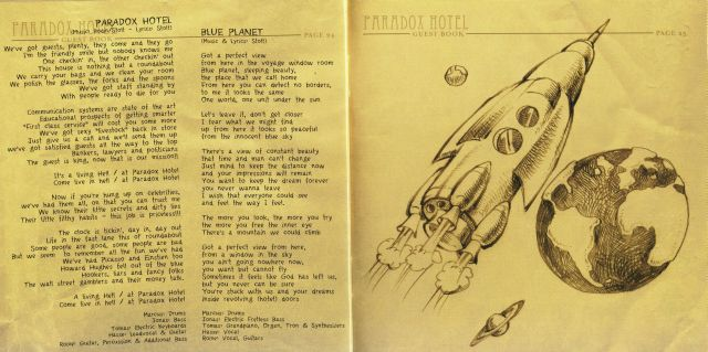 The Flower Kings - Paradox Hotel (2006)