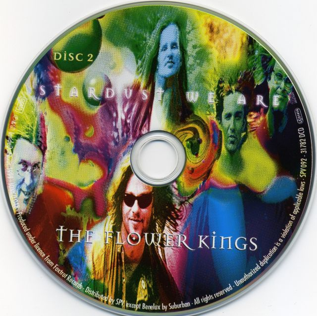 The Flower Kings - Stardust We Are (1997)