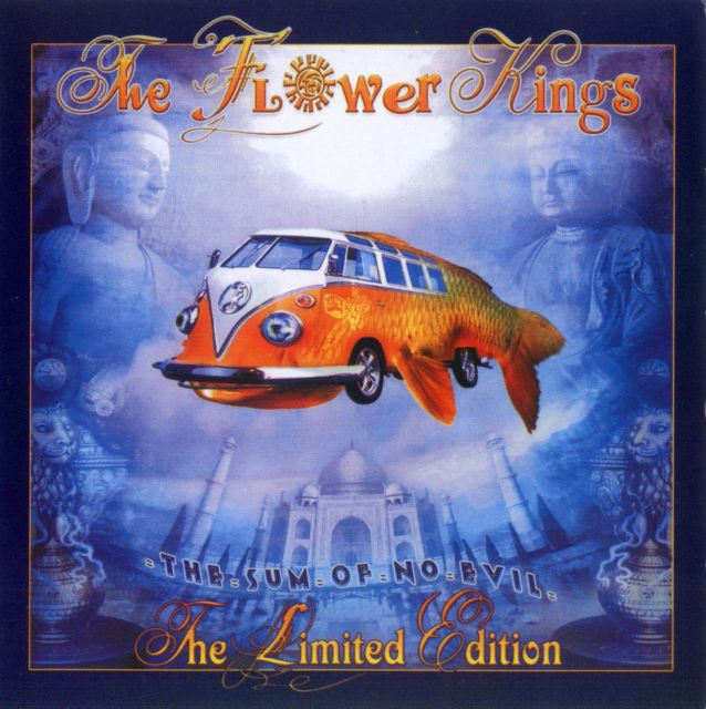 The Flower Kings - The Sum of No Evil (2007)