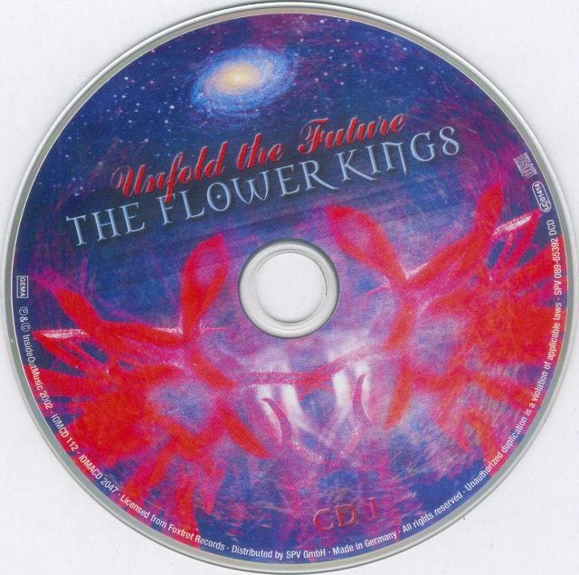 The Flower Kings - Unfold the Future (2002)