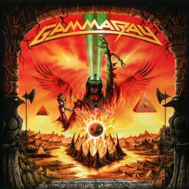 Gamma Ray - Land of the Free II (2007)