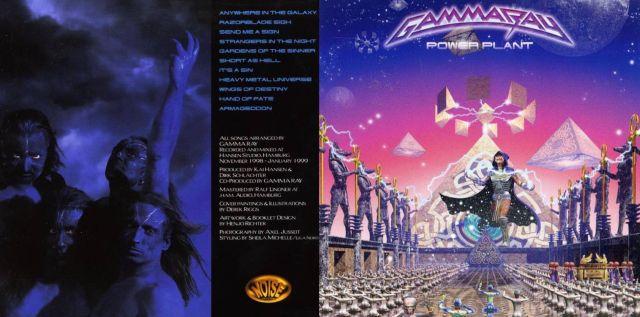 Gamma Ray - Powerplant (1999)