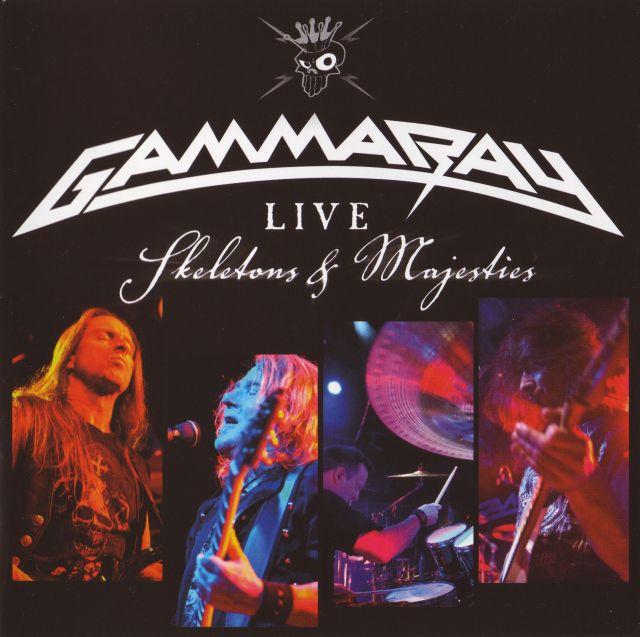 Gamma Ray - Skeletons & Majesties Live (2012)