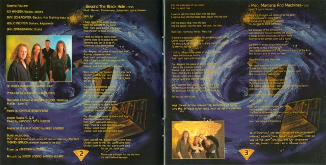 Gamma Ray - Somewhere Out in Space (1997)