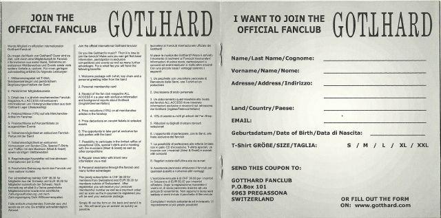 Gotthard - Domino Effect (2007)