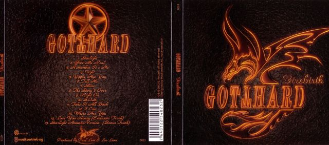 Gotthard - Firebirth (2012)