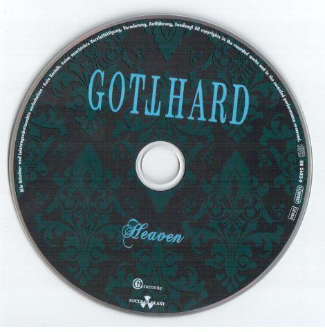 Gotthard - Heaven - Best of Ballads Part 2 (2010)