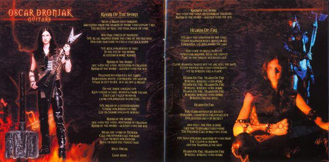 HammerFall - Crimson Thunder (2002)