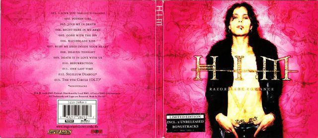 Razorblade Romance (1999)