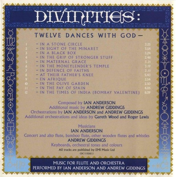 Divinities: Twelve Dances with God (1995)