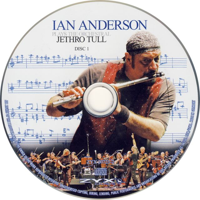 Plays the Orchestral Jethro Tull (2005)
