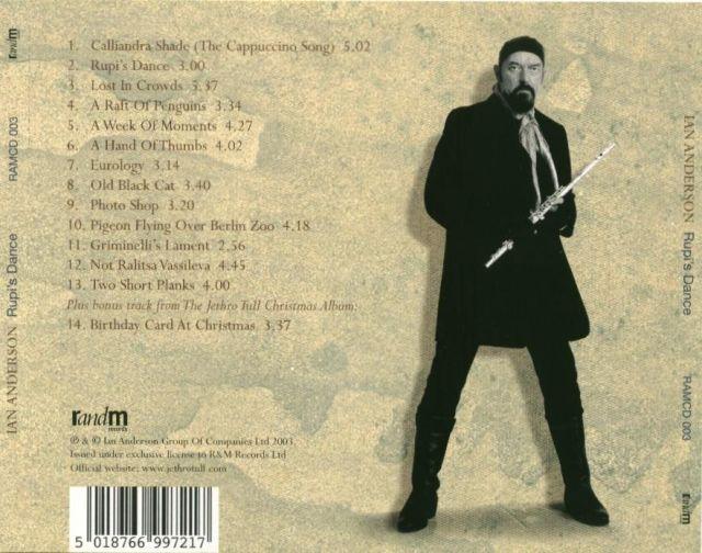 Rupi's Dance (2003)