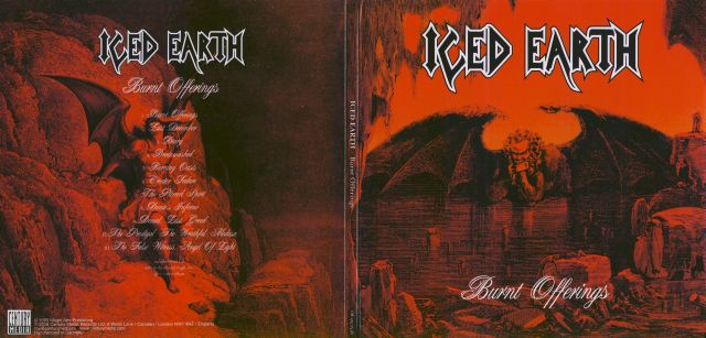 Iced Earth - Burnt Offerings (1995)