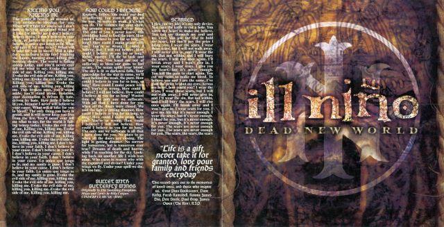 Ill Niño - Dead New World (2010)