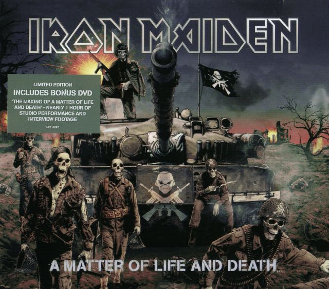 Iron Maiden - A Matter of Life and Death (2006)