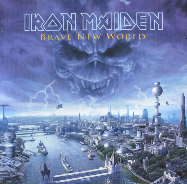Iron Maiden - Brave New World (2000)