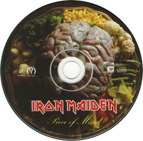 Piece of Mind (1983)