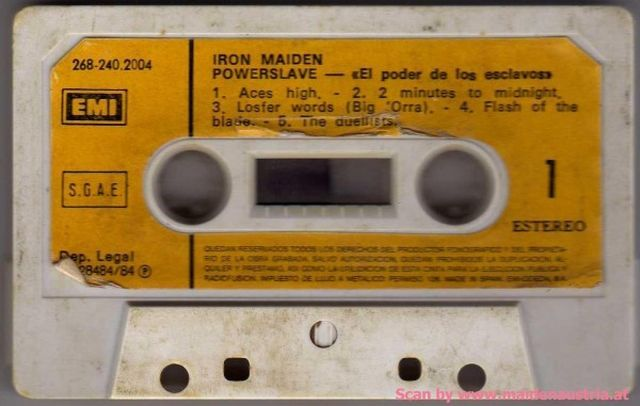 Powerslave (1984)