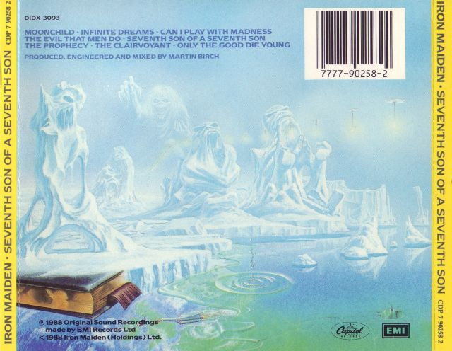 Seventh Son of a Seventh Son (1988)